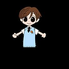 Haruhi プリ画像