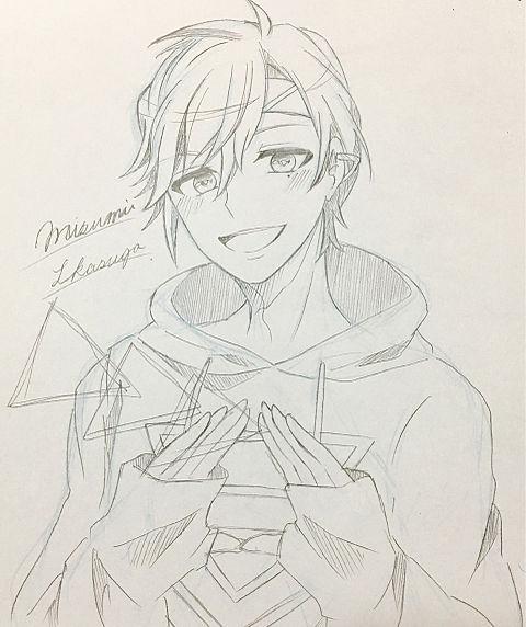 三角くん!の画像(プリ画像)