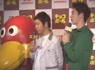 はんにゃ with キョロちゃん part.3の画像(プリ画像)