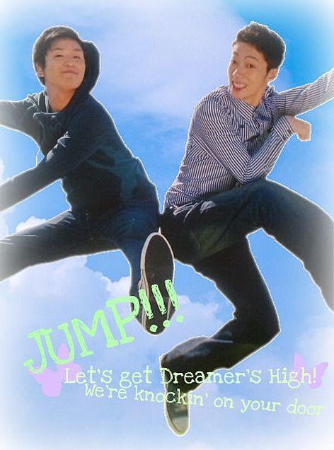 JUMP! (handmade ver.)の画像(プリ画像)