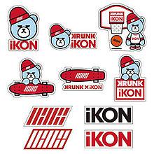 iKONロゴの画像(ikon ロゴに関連した画像)
