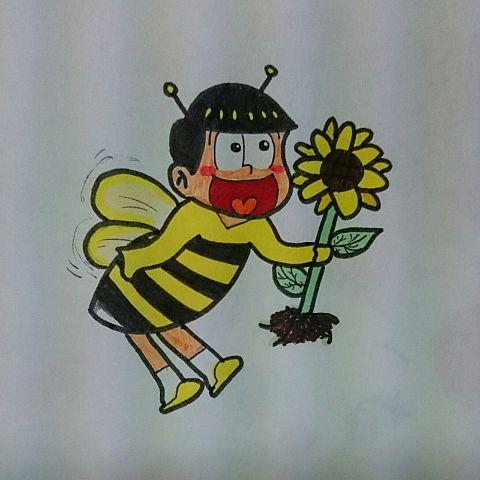 十四松蜂🐝の画像(プリ画像)
