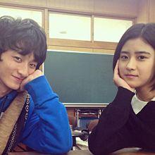 コスメ と 生徒会長の画像(ごめんね青春 黒島結菜に関連した画像