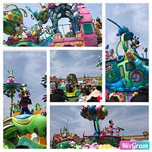 ディズニーランド イースター パレードの画像(#ディズニーに関連した画像)