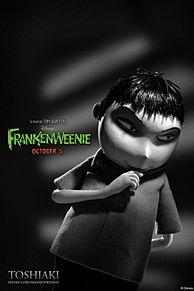 怪誕復活狗 (Frankenweenie) 18