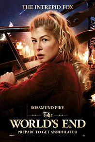 the worlds end Rosamund Pikeの画像(プリ画像)