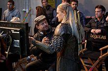 the Hobbit Andy Serkis Orlando Bloomの画像(bloomに関連した画像)