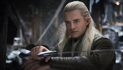 the Hobbit Legolas Orlando Bloomの画像 プリ画像