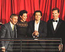 Martin Freeman Evangeline Lilly Orlando Bloom Benedict Cumberbatchの画像(bloomに関連した画像)