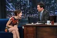 Jimmy Fallon Emma Watsonの画像(Jimmyに関連した画像)