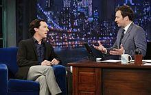 Jimmy Fallon Benedict Cumberbatchの画像(Jimmyに関連した画像)