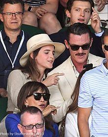 Emma Watson Luke Evans プリ画像