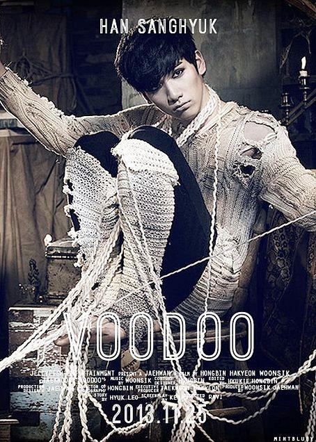 ▽ Hyuk【VOODOO DOLL】の画像 プリ画像