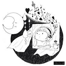 月を眺める少女は、恋す。の画像(眺めに関連した画像)
