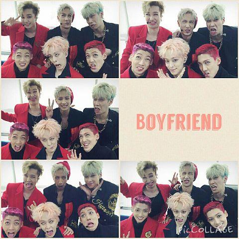 Boyfriendの画像(プリ画像)