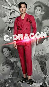 G-DRAGON ジヨン 自作の画像(プリ画像)