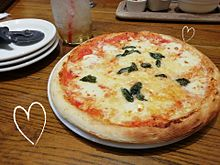 ピザの画像(マルゲリータに関連した画像)