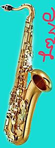 LOVE tenor sax