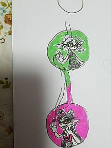 スプラトゥーンの画像(アオリに関連した画像)