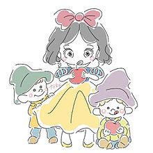 白雪姫の画像(ルイに関連した画像)