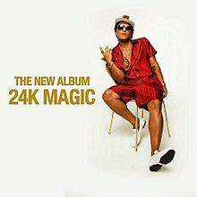 "Bruno Mars ""24K Magic""  プリ画像"