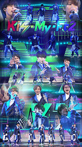 Kis-My-Ft2 NHK紅白歌合戦 プリ画像