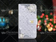 シャネル iphone7 手帳デコケース
