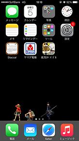 iPhone6用ワンピースの使用感の画像(プリ画像)