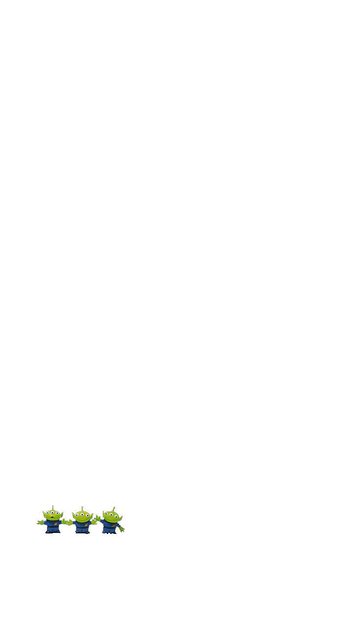 ディズニー リトルグリーンメン Iphone6 壁紙 白 完全無料画像検索のプリ画像 Bygmo