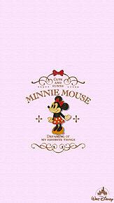ミニーマウス iphone ロック画面の画像(iphone ディズニーに関連した画像)