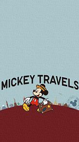 ミッキー トラベルの画像(トラベルに関連した画像)