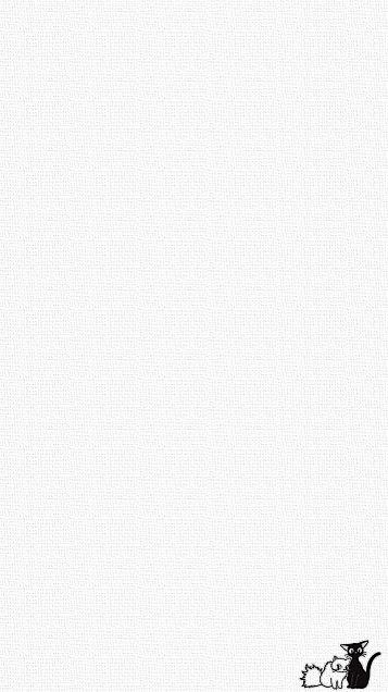 iPhoneロック画面 魔女の宅急便 ジジの画像(プリ画像)