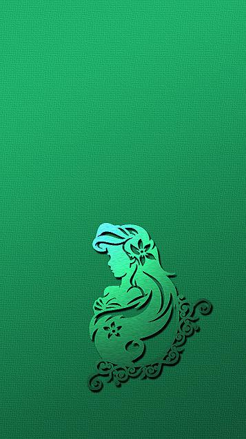 iPhoneロック画面 アリエルの画像(プリ画像)