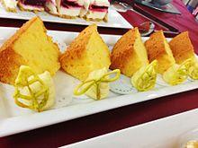 シフォンケーキ プリ画像