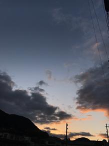 夕焼けの画像(pictureに関連した画像)