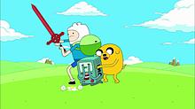 Adventure time BMO Jake Finn CNの画像(JAKEに関連した画像)