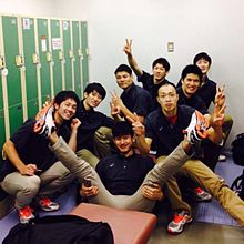 全日本男子バレーの画像(プリ画像)