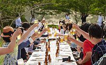 夏空の下で極上のひとときを!「青山クラフトビールマーケット」開催の画像(クラフトビールに関連した画像)