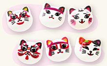 歌舞伎猫も!可愛すぎるスイーツ「ニャシュマロ」が限定販売の画像(限定販売に関連した画像)