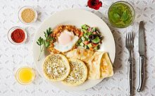 """ちょっと変わったパンケーキ?あの人気店が""""モロッコの朝ごはん""""をスタートの画像(モロッコに関連した画像)"""