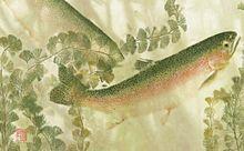 """日本の伝統文化を進化させた、西洋式""""魚拓アート""""が新鮮!の画像(伝統文化に関連した画像)"""