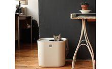 キレイ好きのニャンコも感涙?スタイリッシュな猫用「個室トイレ」が日本販売開始の画像(スタイリッシュに関連した画像)