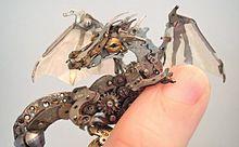 """壊れた時計をアップサイクルした""""動物アート""""がすごい!の画像(アップサイクルに関連した画像)"""