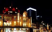 丸の内駅舎が赤に!東京ステーションホテルが一夜限りのライトアップを開催の画像(東京ステーションホテルに関連した画像)
