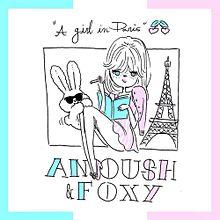 ワタシを「 ドキっ? 」とさせてくれる◎ FOXY(フォキシー)のイラストネイル。の画像(イラストネイルに関連した画像)