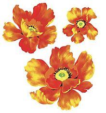 夏にもぴったりな花柄!流行のボタニカル柄ネイル特集!の画像(ボタニカル柄に関連した画像)