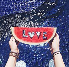 夏ネイルに人気のフルーツモチーフ?『スイカネイル』が可愛いよ?の画像(フルーツモチーフに関連した画像)