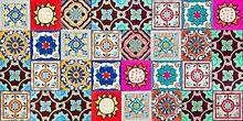 今年の夏ネイルはエスニックなモロッコ風デザインに注目したい。の画像(モロッコに関連した画像)