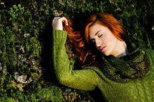 秋の安定色!!モスグリーンネイルで精神も見た目も落ち着かせよう♪の画像(グリーンネイルに関連した画像)