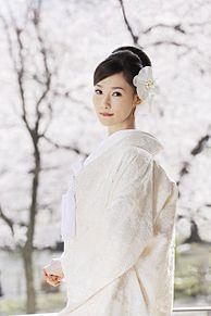 和装の式を控えた花嫁必見?憧れの「白無垢」に合うネイルデザイン画像集の画像(白無垢に関連した画像)